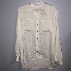 Michael Kors | White Button Up